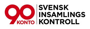 Logotyp för Svensk Insamlingskontroll.