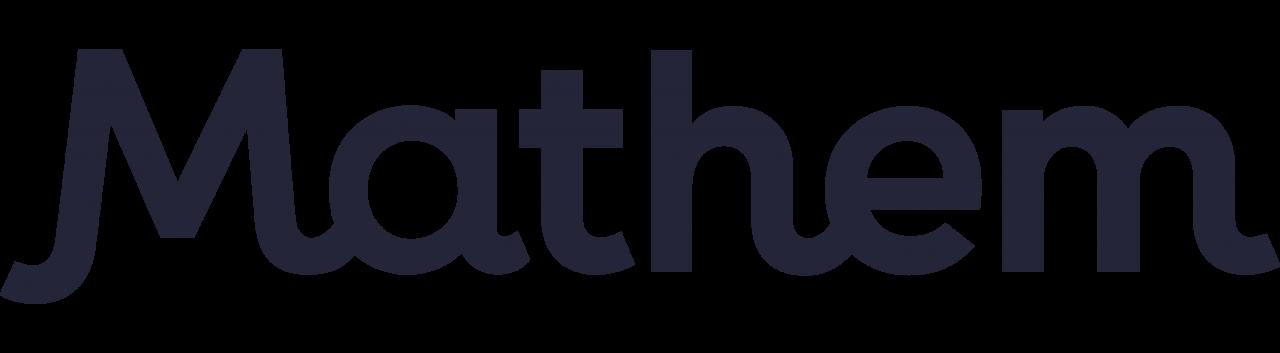 Mathem logotype